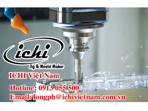 Gia công CNC tại Bắc Giang 01